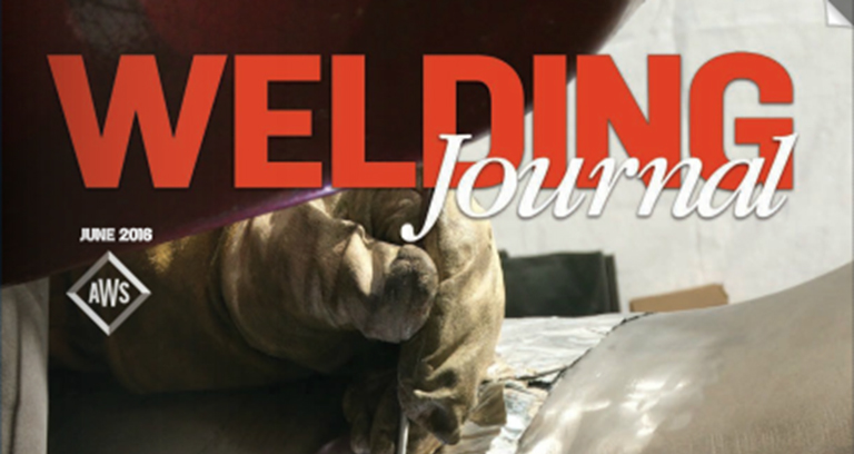 WeldingJournalArticle2016