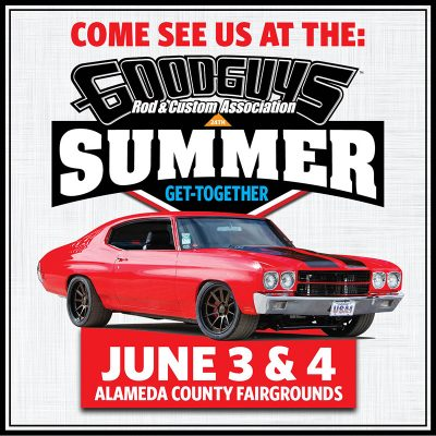 2017 Good Guys Show – Pleasanton CA