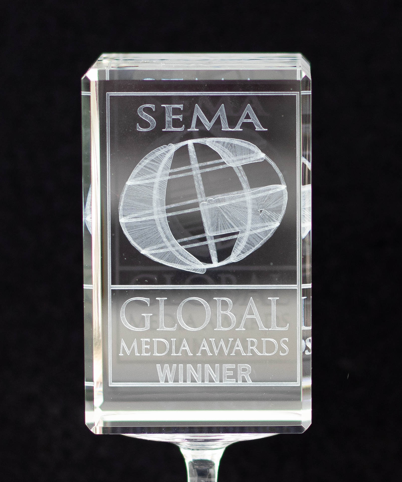 MiG Buddy - SEMA Global Media Award
